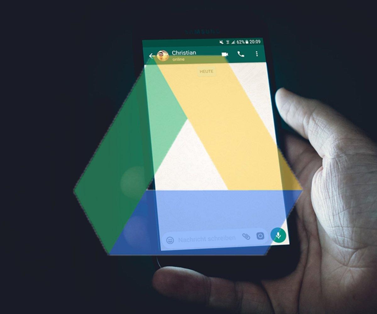 eliminar la copia de seguridad de WhatsApp de Google Drive