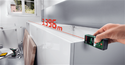 Medir distancias es cosa del futuro con estos medidores láser