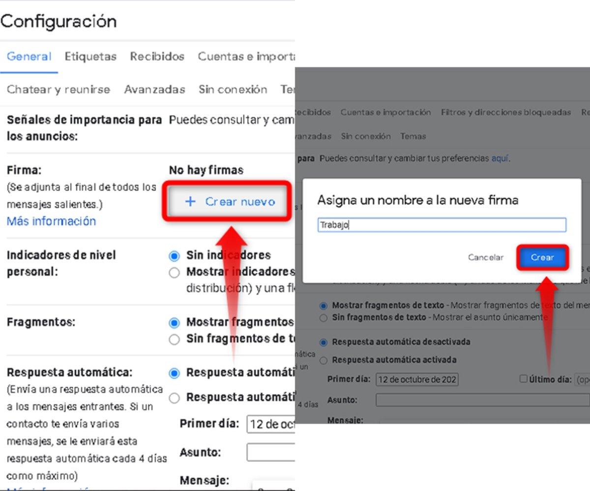 Cómo agregar una firma a tu correo Gmail-2