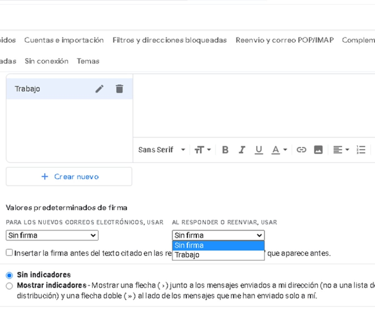 Cómo agregar una firma a tu correo Gmail-3