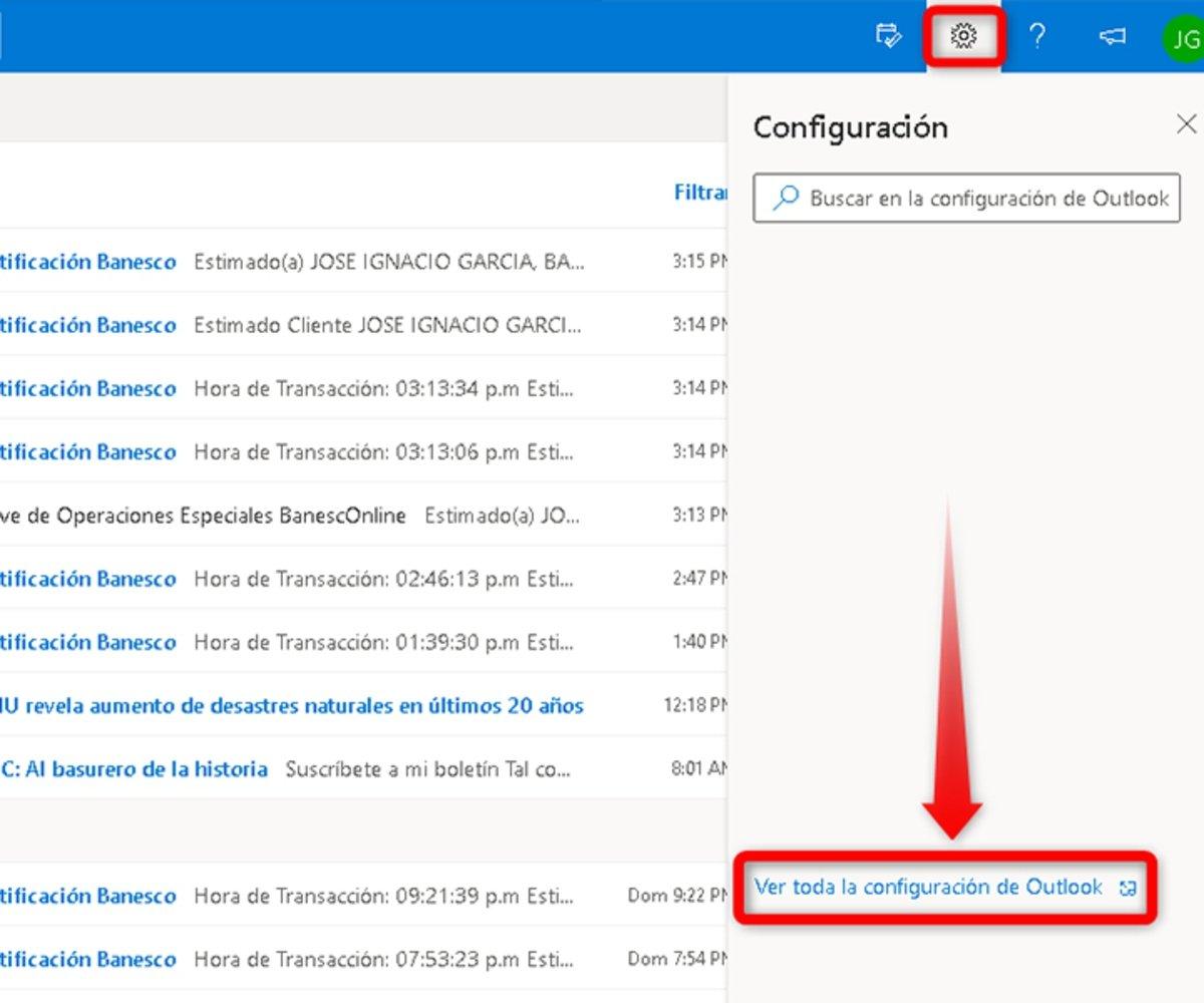 Cómo agregar una firma a tu correo Outlook