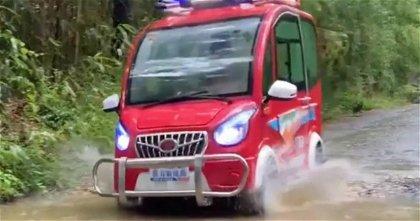 Changli Freeman, el coche eléctrico más económico de mercado es chino