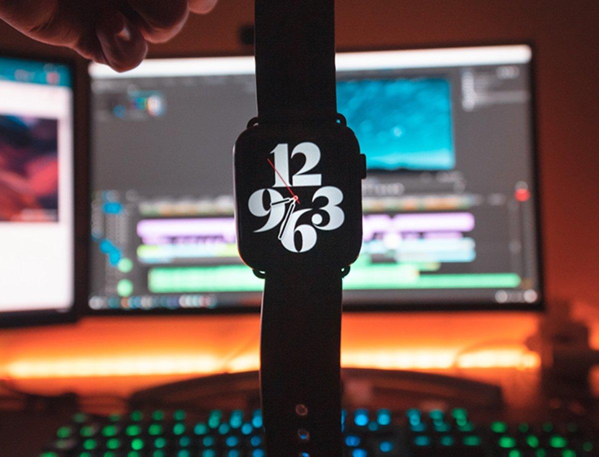 Como compartir tus esferas de Apple Watch