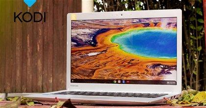 Cómo instalar Kodi en un Chromebook