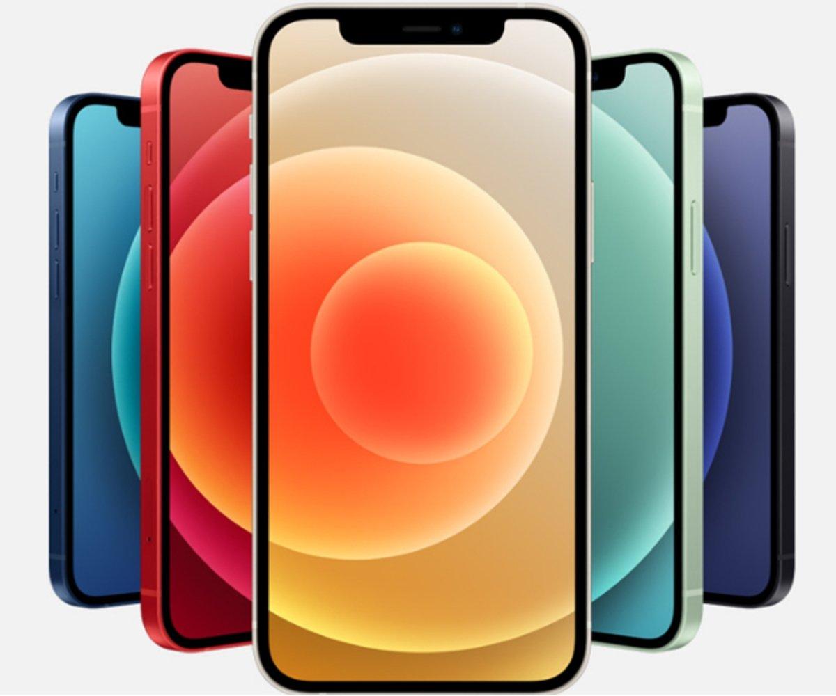 El diseño del nuevo iPhone 12 es similar a su predecesor