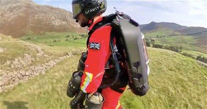Paramédicos con Jet pack, la alocada idea que ya se ha probado en Inglaterra