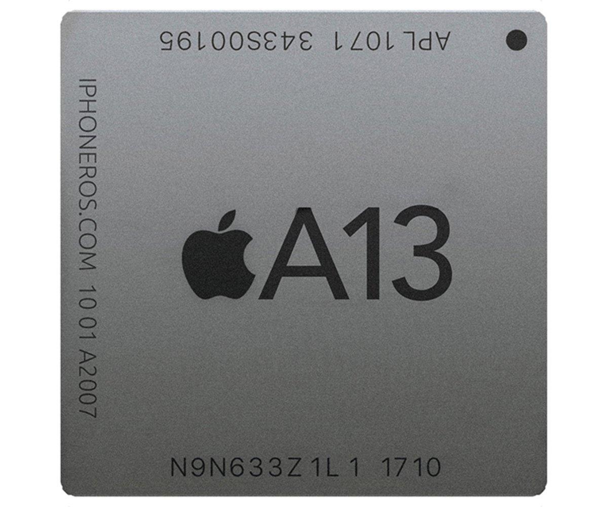Potencia del procesador del iphone 12