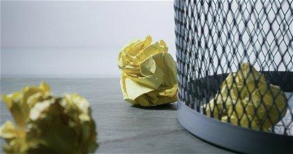 Mantén tu escritorio recogido con nuestra selección de papeleras