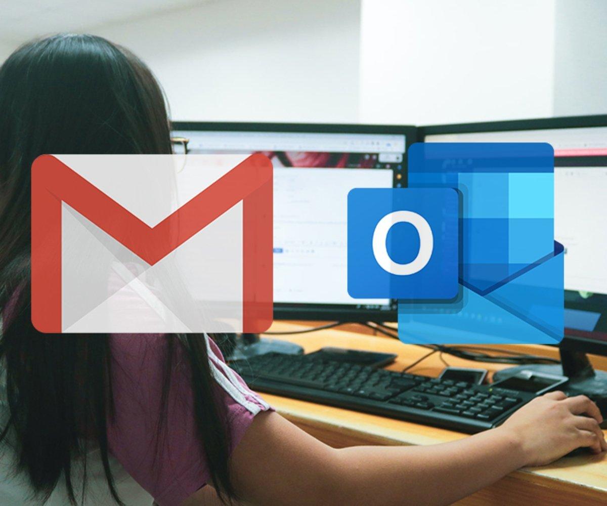 Cómo añadir una firma a tus correos de Gmail y Outlook