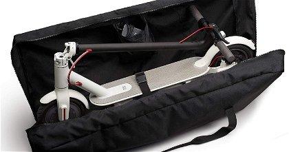 Bolsa para patinetes eléctricos, así aumentarás la vida útil de este medio de transporte