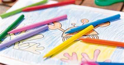 Vuelve a tu infancia con esta selección de ceras de colores