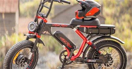 Ariel Rider Grizzly, el ciclomotor eléctrico al que le gusta la aventura