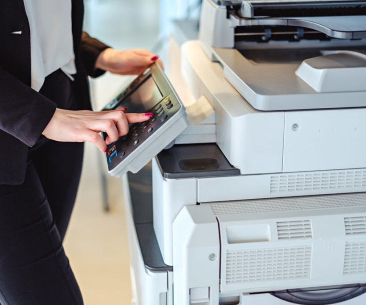 Asi puedes quitar la pausa a una impresora