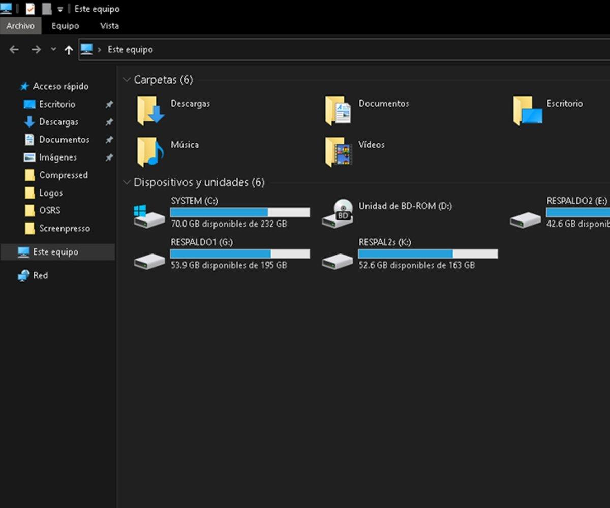 Cómo abrir el explorador de Windows 10 de forma rápida y fácil