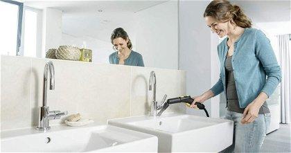 Combate los microorganismos en el hogar con estas vaporetas
