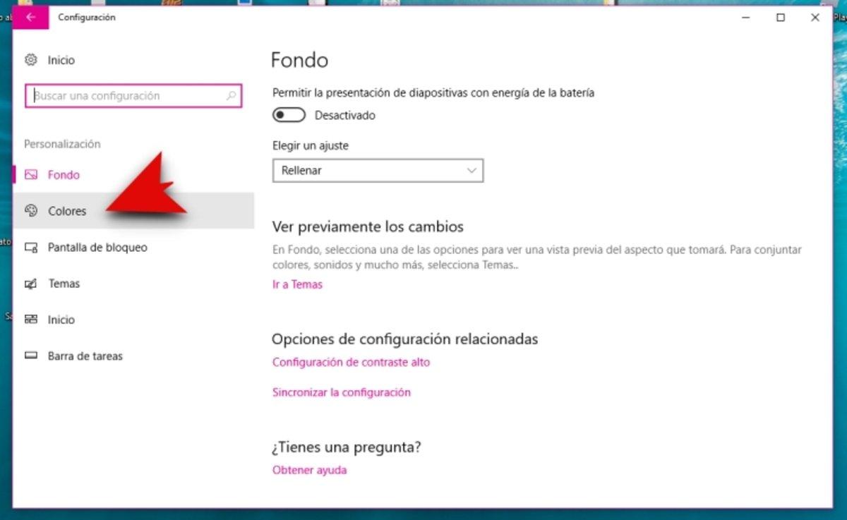 Cómo poner Windows 10 en modo oscuro