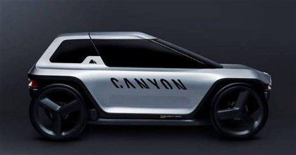 El coche a pedales de Canyon que llegará para revolucionar el transporte en la ciudad