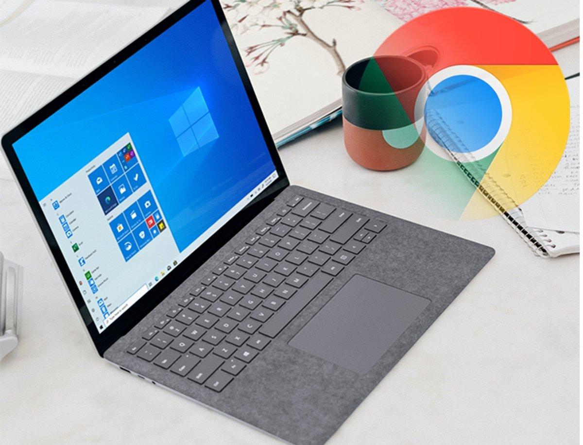Como abrir Google Chrome con un atajo de teclado en Windows 10