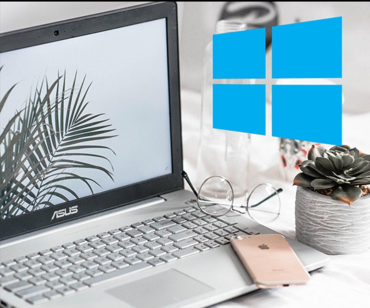 Como desactivar el brillo adaptativo en Windows 10 mediante las opciones de energia