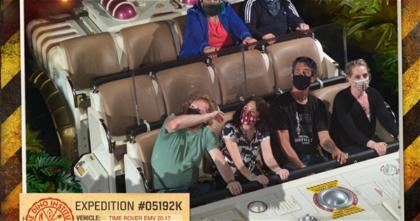 Disney World y la polémica de las mascarillas digitales
