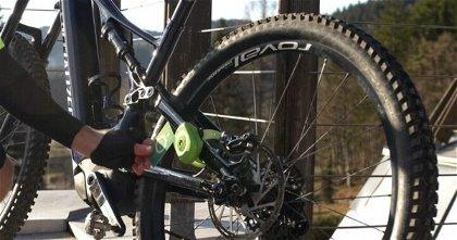 El candado definitivo para que nunca te roben la bicicleta