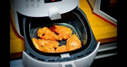 Mejora tus comidas con las mejores freidoras sin aceite