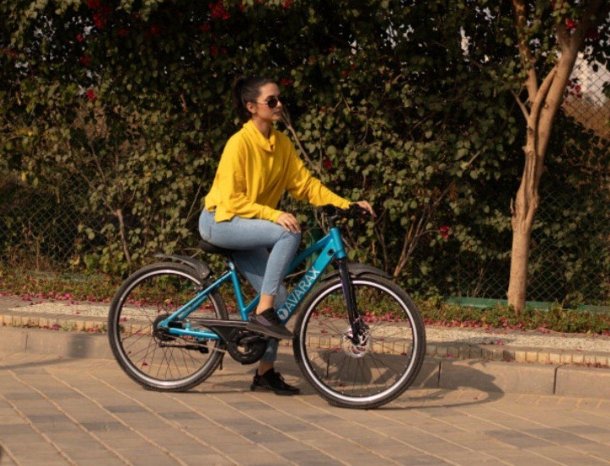 Avarax-E es la bicicleta eléctrica que no te esperabas