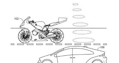 Honda patenta una solución para incorporar drones en las motocicletas eléctricas