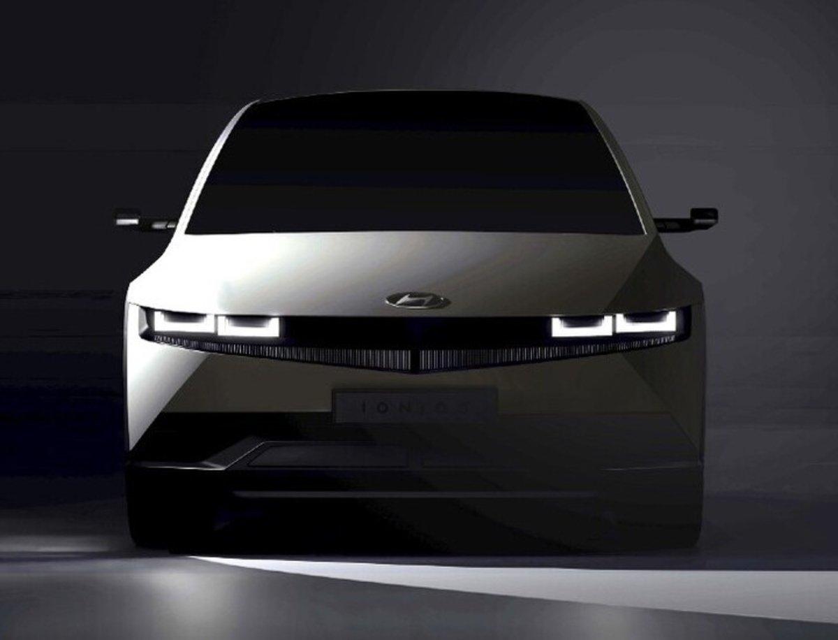 Hyundai ioniq 5 y Atlético de Madrid, la demostración de lo que es la tecnología V2L