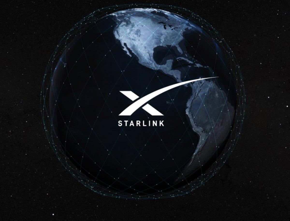 Elon Musk quiere que te conectes a internet con Starlink