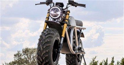Volcon Grunt, una motocicleta eléctrica pensada para superar obstáculos