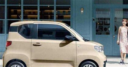 Wuling Hong Guang MINI EV, el coche eléctrico que dobla en ventas al Tesla Model 3