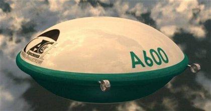 AEROSMENA, el dirigible de origen ruso que ya está en fase de desarrollo