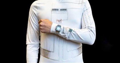 Generar electricidad con nuestro sudor y movimiento es posible con esta camiseta