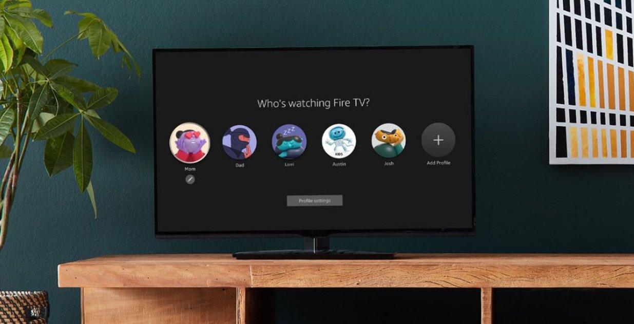 Cómo añadir un nuevo perfil en Amazon Prime Video, paso a paso
