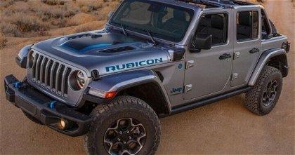 Jeep Wrangler 4xe, el todoterreno estrena su primera mecánica híbrida enchufable