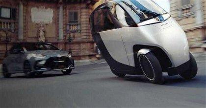 Nimbus Halo, la movilidad sostenible podría consistir en este curioso modelo eléctrico