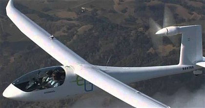 e-Genius, el avión eléctrico que inició una nueva era en la aviación moderna