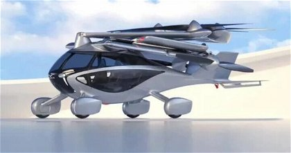 Aska, el VTOL que ya se puede reservar, así es este automóvil volador