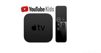 Cómo instalar YouTube Kids en Apple TV