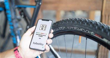 Controlar la presión de las ruedas de la bicicleta es posible mediante tecnología NFC