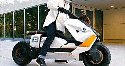 BMW Definition CE 04, así es el scooter de la firma alemana que está por llegar