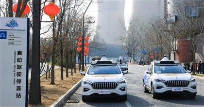 Baidu y su proyecto de robotaxis autónomos con el que expandir esta tecnología