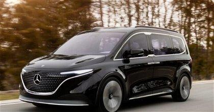 Mercedes EQT, un prototipo eléctrico que será realidad en 2022