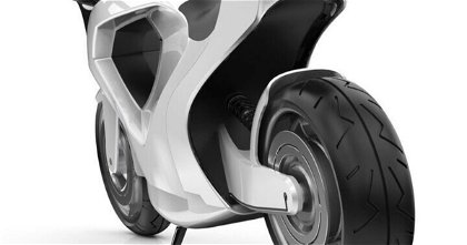 Model M, así sería su motocicleta si Tesla se lanzase al mercado de las 2 ruedas