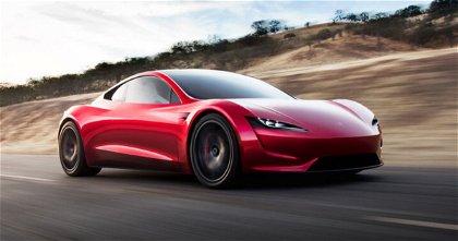 Tesla Roadster con paquete SpaceX, así te puedes hacer a la idea de su aceleración