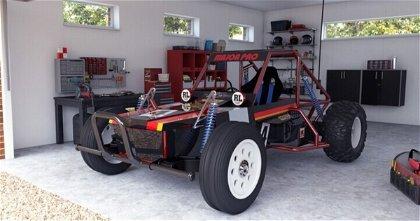 Wild One Toy RC, el coche eléctrico de radiocontrol en escala para ser conducido