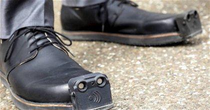 Zapatos InnoMake, la solución que permitirá superar obstáculos a las personas ciegas