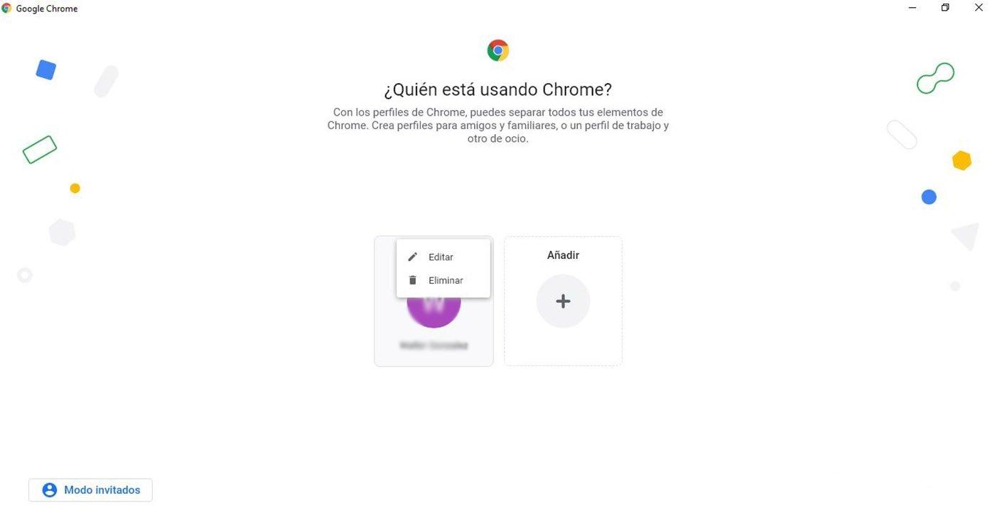 Cómo eliminar un perfil de Google Chrome fácil y rápido