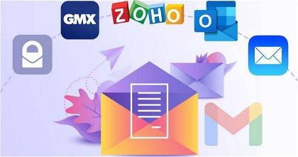 5 servicios de correo electrónico que puedes usar como alternativa a Gmail